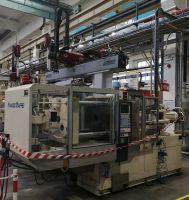 Plastformsprutningsmaskin KRAUSS MAFFEI 110 - 700 C2