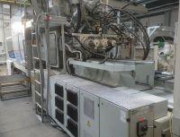 Plastics Injection Molding Machine ENGEL ES 750H 500W/ 500 HL 2F 2000-Photo 2