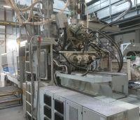 Plastformsprutningsmaskin ENGEL ES 750H 500W/ 500 HL 2F