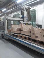 CNC Portal Milling Machine Sahos Rapid FC 3000 CNC