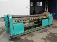 3 Roll Plate Bending Machine FASTI 3040 x 6 2007-Photo 2