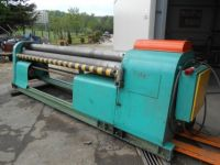 3 Roll Plate Bending Machine FASTI 3040 x 6 2007-Photo 3