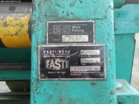 3 Roll Plate Bending Machine FASTI 3040 x 6 2007-Photo 5
