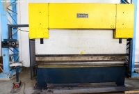 NC Hydraulic Press Brake DARLEY HOLLAND EHP 3100/200