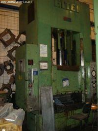 Гидравлический пресс с Н-образной рамой EITEL 160 ton