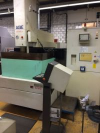 Sinker Electrical Discharge Machine AGIE AGIETRON INTEGRAL 4