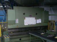 CNC hydraulický ohraňovací lis EHT EHPS 11 – 35