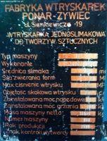 Wtryskarka do tworzyw FORMOPLAST FO 1400/330C 1986-Zdjęcie 8