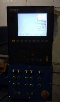 2D Plasma cutter HYPERZAKMET HPR 260 A 2008-Photo 2