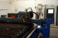 2D Plasma cutter HYPERZAKMET HPR 260 A 2008-Photo 5