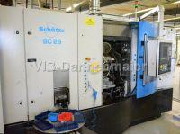 CNC automaattinen sorvi SCHUETTE SC 26