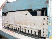 Nożyce gilotynowe hydrauliczne STROJARNE PIESOK CNTA 3150/25 A