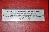 Prasa hydrauliczna bramowa OTTO HS WWe-p 120T 2010-Zdjęcie 21