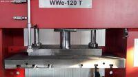 Prasa hydrauliczna bramowa OTTO HS WWe-p 120T 2010-Zdjęcie 7