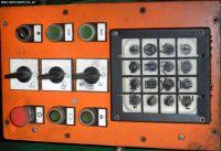 Hydraulische guillotineschaar AKNA 322502 1993-Foto 6