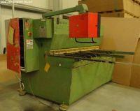 Cizalla guillotina mecánica FASTI 509-20/4