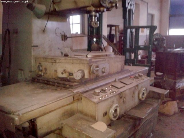 Vertical Boring Machine STANKO IMPORT 2D 450 1984
