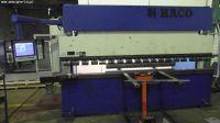 Prensa plegadora hidráulica CNC HACO ERM 36135