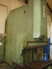 Prasa krawędziowa hydrauliczna MENGELE E 200-1600