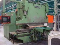 Prasa krawędziowa hydrauliczna CNC MENGELE H 80-2