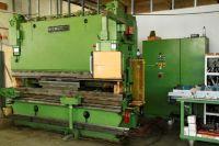 Prasa krawędziowa hydrauliczna CNC MENGELE H 100-25