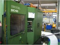 Horizontales CNC-Fräszentrum DECKEL DC 40