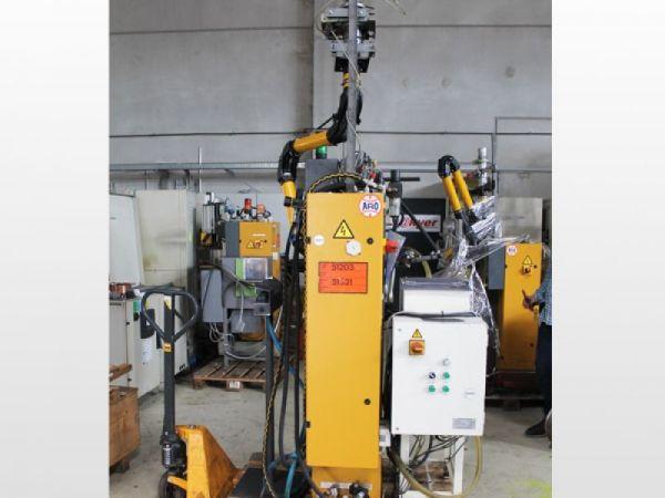Spot Welding Machine ARO PA 09 A 1 J 1212 2001