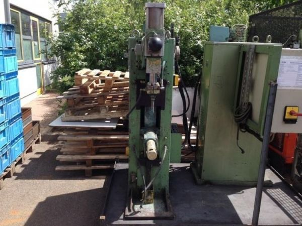 Spot Welding Machine NIMAK PMP 6-1/100 1985
