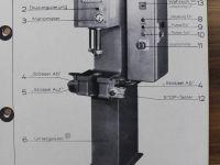 C ramme hydraulisk trykk MUELLER TC 6.3.11.16