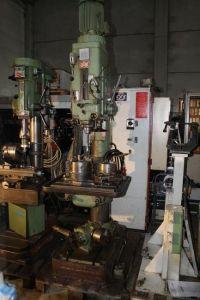 Column Drilling Machine WMW BS 25