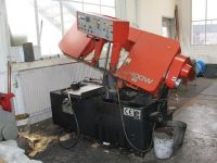 Band Saw Machine AMADA HA-400 W