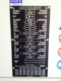 Drahterodiermaschine AGIECUT EXCELLENCE 2 F 2001-Bild 2