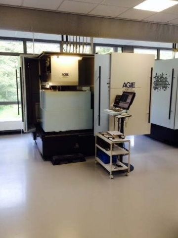 Drahterodiermaschine AGIECUT EXCELLENCE 2 F 2001