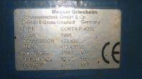Autogen-Brennschneidanlage MESSER GRIESHEIM CORTA P 4000 1995-Bild 5