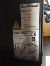 Plasmaschneider 2D HACO KOMPAKT 4020 2004-Bild 10