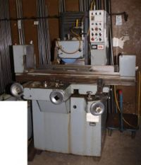 Surface Grinding Machine BLOHM 204 A