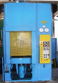 H Frame Hydraulic Press Ponar-Żywiec PHM 160 C