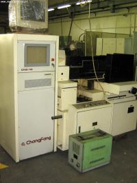 Wire Electrical Discharge Machine CHANG FENG CNC-10