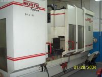 Horizontální obráběcí centrum CNC NORTE VS 800