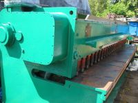 Nożyce gilotynowe hydrauliczne SOMO 4050/3