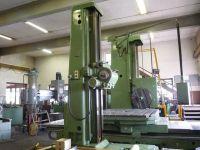 Máquina de perfuração horizontal UNION BFT 125/5