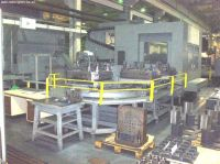 Centre d'usinage horizontal CNC MAZAK H22