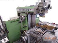 Frezarka CNC SCHAUBLIN 213 P