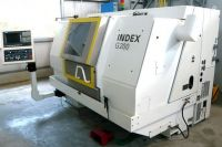 CNC Dreh-Fräszentrum INDEX G 200