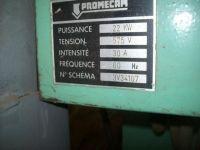 Hydraulisk giljotin skjær PROMECAM GH 6302 1980-Bilde 4
