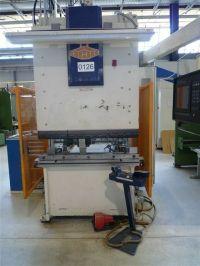Prasa krawędziowa hydrauliczna CNC EHT EHP S 55-1250