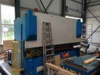NC Hydraulic Press Brake GASPARINE PBS CB165/4000