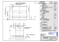 H πλαίσιο υδραυλική πρέσα SMG HZPU 400-2500/1600 1977-Φωτογραφία 2