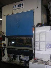 H Frame Hydraulic Press ERFURT USTA.4A R 17-2400.RK 1
