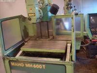 Frezarka CNC MAHO 600 T